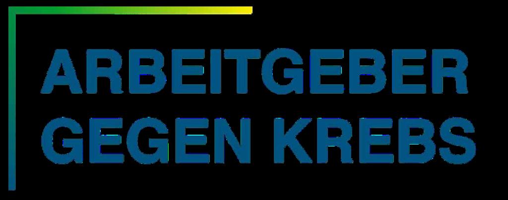 Logo von Arbeitgeber gegen Krebs - eine Initiative von Care for Cancer