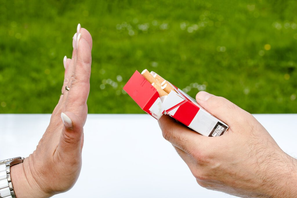 Warum Du jetzt mit dem Rauchen aufhören solltest